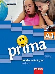 Prima A1 / díl 1 - učebnice - Jin F.,Rohrmann L.,Zbranková M. - A4, brožovaná