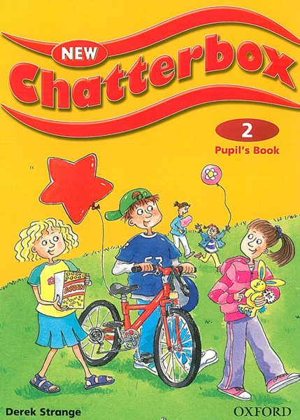 New Chatterbox 2 Pupils Book - Strange Derek - A4