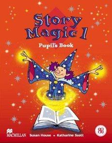 Story Magic 1 Pupils Book