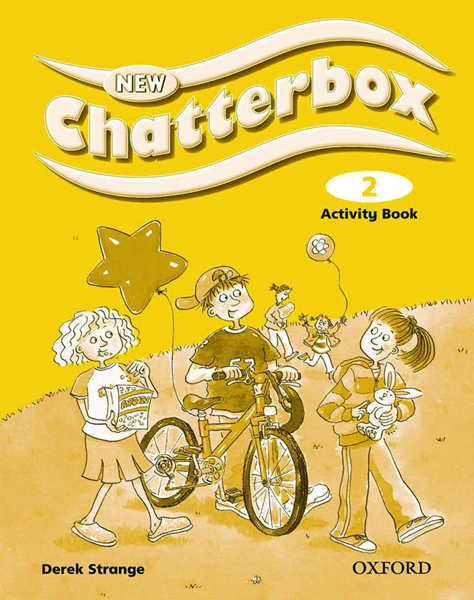 New Chatterbox 2 Activity Book - Strange Derek - A4, sešitová