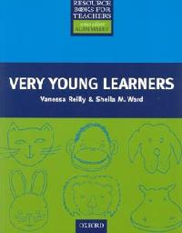 Very Young Learners-Resource Books for Teachers