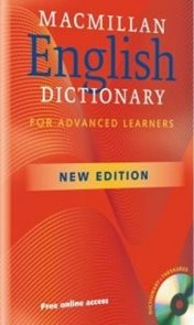 Macmillan English Dictionary for Advanced Learners + CD-ROM New Edition