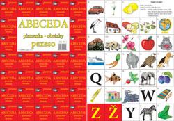 Abeceda - písmenka - obrázky
