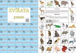 Zvířata /pexeso/