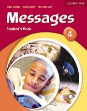 Messages 4 Students Book