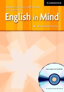 English in Mind Starter Workbook + audio CD / CD-ROM