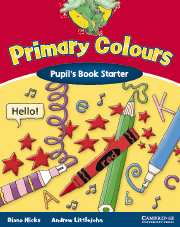 Primary Colours Starter Pupils Book