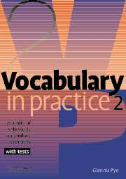 Vocabulary in Practice 2 with tests - Pye Glennis - A5, brožovaná