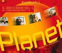 Planet 1 audio CD /3ks/