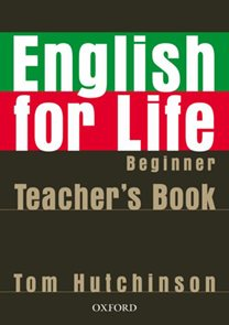 English for Life Beginner Teachers Book + CD