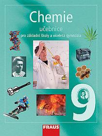Chemie 9. r. ZŠ a víceletá gymnázia - učebnice - Škoda J., Doulík P. - A4, brožovaná