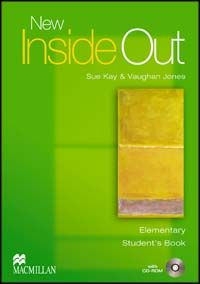 New Inside Out Elementary Students Book + CD-ROM