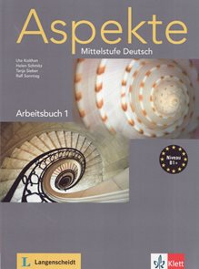 Aspekte 1 Arbeitsbuch /Niveau B1+/