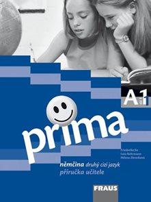Prima A1 / díl 1 - příručka učitele