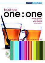 Business one : one Pre-intermediate - Class audio CDs - Appleby R. a kolektiv