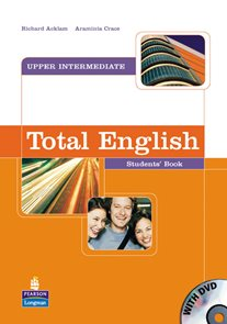 Total English Upper intermediate - Students Book + DVD