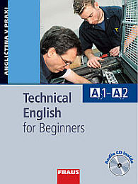 Technical English for Beginners /A1 - A2/ - učebnice + audio CD