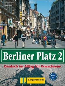 Berliner Platz 2 - Lehr- und Arbeitsbuch
