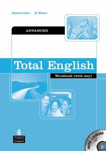 Total English Advanced - Workbook with Key + CD