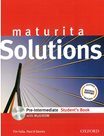 Maturita Solutions Pre-intermediate Students Book + CD-ROM