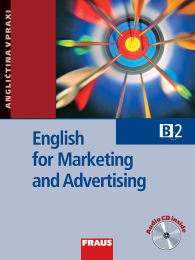 English for Marketing and Advertising /B2/ + audio CD