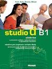 Studio d B1 němčina pro jazykové a střední školy - učebnice s pracovním sešitem a vyjímatelným + aud