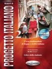 Nuovo Progetto Italiano 2 - učebnice + CD-ROM