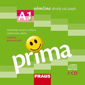 Prima A1 / díl 2  - audio CD /2 ks/