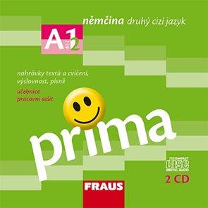 Prima A1 / díl 2  - audio CD /2 ks/