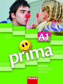 Prima A1 / díl 2 - učebnice