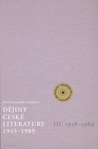 Dějiny české literatury 1945-1989 - III. 1958-1969 + audio CD