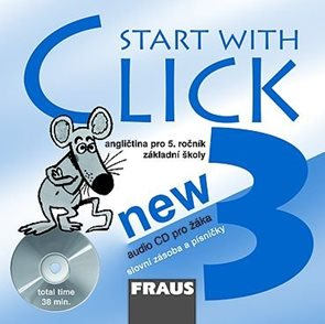 Start with Click NEW 3 - audio CD pro žáka