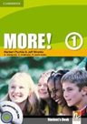 More! 1 Students Book + interactive CD-ROM