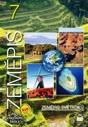 Zeměpis 7 pro ZŠ - Zeměpis světadílů - učebnice - Demek J., Mališ I. - A4