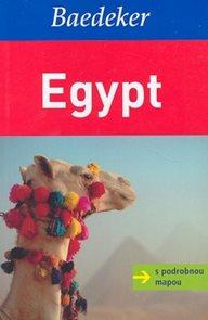 Egypt - průvodce Baedeker + plán města