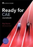 Ready for CAE Students Book with key /NEW Edition 2008/
