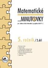 Matematické minutovky pro 5. ročník 2. díl