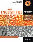 New English File Upper-intermediate Multipack A + CD-ROM