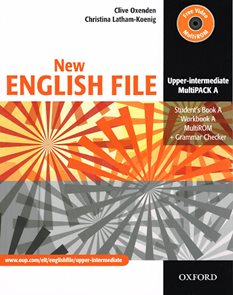 New English File Upper-intermediate Multipack A + CD-ROM