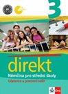 Direkt 3 - Němčina pro SŠ - audio CD /1 ks/