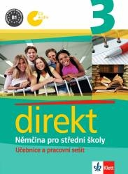 Direkt 3 - Němčina pro SŠ - audio CD /1 ks/, Sleva 20%