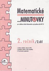 Matematické minutovky pro 2. ročník 2. díl
