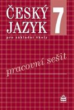 Český jazyk pro 7. ročník základní školy - pracovní sešit