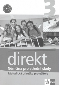 Direkt 3 - Němčina pro střední školy - Metodická příručka pro učitele CD - Motta Gorgio - CD