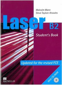 Laser B2 Students Book + CD-ROM