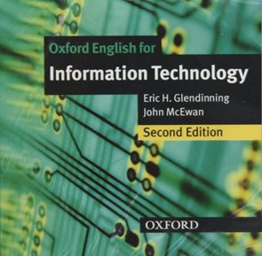 Oxford English for Information Technology class audio CD /Second Edition/