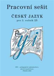 Český jazyk 3.r. ZŠ - pracovní sešit