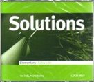 Maturita Solutions Elementary class CDs /2 ks/