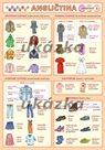 Obrázková angličtina  - oblečení
