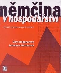 Němčina v hospodářství + CD - Hppnerová V., Kernerová J. - 185x225 mm, brožovaná